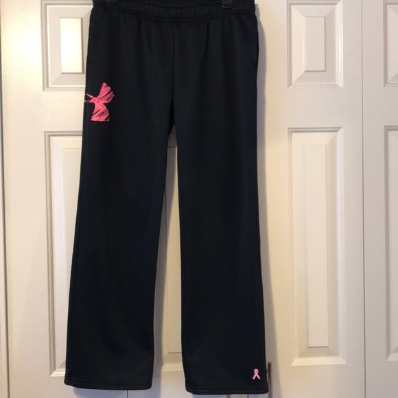 Under Armour Other - Under Armour Breast Cancer Sweatpants